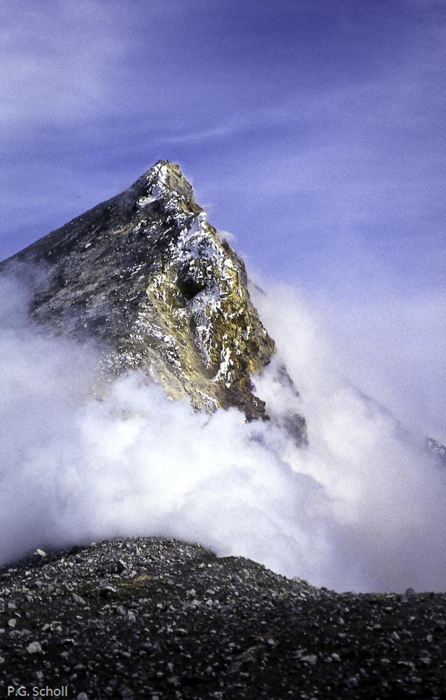 Le Sommet de l'Etna