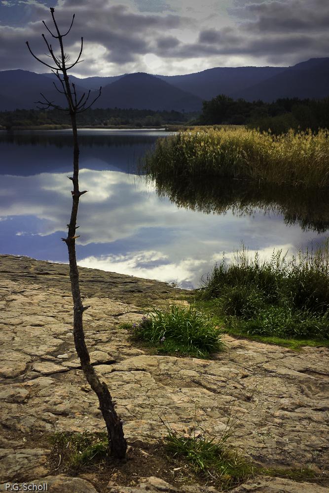 Lac des Escarcets, Var, France