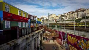 La Friche de la Belle de Mai, Marseille, France.