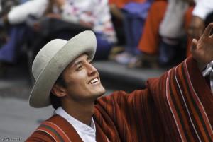 Danseur, Nariño, Colombie